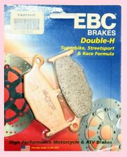 EBC FA419 HH Rear Sintered Brake pads for SUZUKI DL DL1000  V-Strom 2014 to 2015