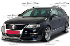 FRONT LIP SPOILER FRONT BUMPER SPLITTER FOR VW PASSAT B6 3C from 2005 FA037