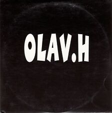 Olav.H CD Single L'Homme Aluminium - France (EX/EX+)