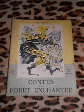 CONTES DE LA FORÊT ENCHANTEE - Jackie Waller, R. Ringel - 1956
