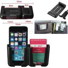 In Car Seat Back Adhesive Storage Organizer Holder For Iphone Sony Moto Nokia