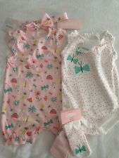 Gymboree Baby Girl 3-6 Months ,5 Piece Outfit NWT Free Shipping