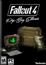 Fallout 4: Pip Boy Edition [PC-DVD Computer, Open World Action RPG] Brand NEW