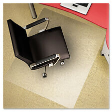"""deflecto Clr Polycarbonate All Day Use Chair Mat For All Pile Carpet, 45 X 53"""