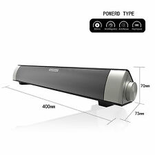 BQ008 Wireless Bluetooth Sound Bar Speaker Stereo Speaker for phones TV Computer