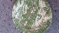 Broadhurst Staffordshire EST. 1847/Teller,Grüne,Ironstone