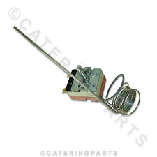 EGO 55.13063.06 SINGLE POLE OVEN THERMOSTAT 45°-318°C 3.1mm x 160mm 551306306