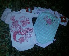 Oilily 2x body suits size EU  74 NEW rrp £40
