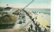 CALIFORNIA, CORONADO, BEACH OCEAN BLVD TENT CITY SEVERN PUB.PRE20 (CA-C)
