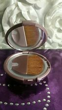 1 Brand New by I.d. Bare Escentuals Refillable Mirrored Face POWDER COMPACT