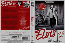 Elvis Presley - Elvis 56 (DVD, 2006) New item