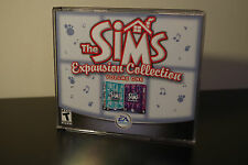 Sims Expansion Collection: Volume One (PC, 2005) *Unleashed & House Party