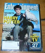 ENTERTAINMENT WEEKLY Harry Potter DANIEL RADCLIFFE Juliette Lewis Justin Theroux