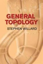 General Topology by Stephen Willard (2004, Paperback)