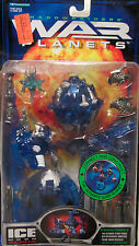 1997 Shadowriders War Planets Ice Moon Alpha Ultimate War Planet NEW