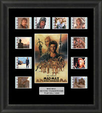 MAD MAX BEYOND THUNDERDOME MOUNTED FRAMED 35MM FILM CELL MEMORABILIA FILM CELLS