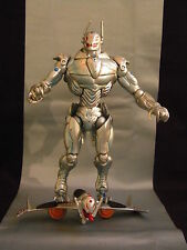"MARVEL LEGENDS SELECT LEGENDARY RIDERS 7"" SCALE ULTRON w/ GLIDER LOOSE COMPLETE!"