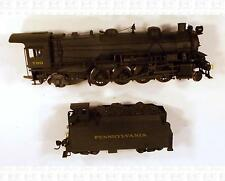 PFM United HO L1s 2-8-2 Mikado Steam Locomotive Pennsylvania Railroad PRR Brass