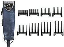 Oster Kryptec Snake Skin Color Fast Feed Professional Clipper+Free 8pc Comb Set