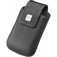 NEW OEM Genuine Leather Case Holster for any RIM BlackBerry Curve HDW-18960-001