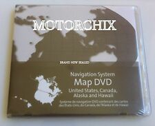 NOS GMC / GM / CADILLAC / HUMMER H2 (08 09 10) / CHEVY TAHOE NAVIGATION DVD MAP