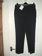 *SALE* £3.99 New  Ladies Pull on Trousers Navy Size 12.