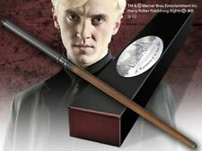 Harry Potter - The Wand of Draco Malfoy with Nameplate Noble Collection NN8409