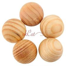50Pcs Fragrant Moth Balls Cedar Wood Protection Camphor Control Preferential
