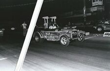 1970s Drag Racing-NEIL MAHR's1927 Ford T-Roadster-B/SR at Maple Grove Dragway