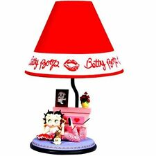 BETTY BOOP LAMP TALKING ON PHONE DESIGN
