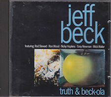 JEFF BECK - truth & becl-ola CD