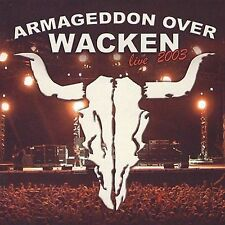 ARMAGEDDON OVER WACKEN LIVE 2003 CD NEW