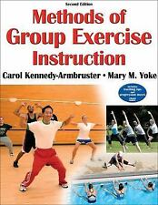 Methods of Group Exercise Instruction (Book & DVD)