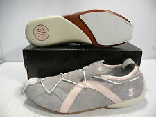 ROYAL ELASTICS LADECH LOW SUEDE WOMEN SHOES PINK/GREY 9325025 SIZE 10 NEW