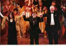 1 Photo Foto Vera Elton John  con il cast di The Lion King (1)