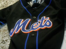 New York Mets sewn  Martinez #45 majestic   jersey youth medium