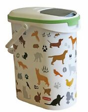 Curver Dry Pet Food Storage Container With Pouring Lid 4kg