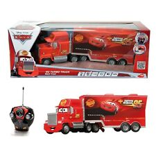 Dickie RC Turbo Mack Truck Cars 2 1:24