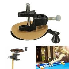 Rapid Cue Top Tip Sander Repair Tool For Billiard Pool Snooker & Sandpaper