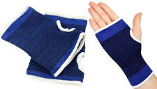 2PCS Sports Anti-slip Wrist Glove Hand Palm Support Pad Elastic Brace Prote
