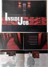 INSIDE JOB - John Turturro - DOSSIER PRESSE/FRENCH PRESSBOOK