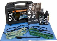 M-Pro 7 Tactical Assault Rifle Bore Snake Cleaning Kit 070-1510