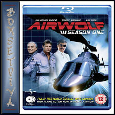AIRWOLF - COMPLETE SEASON 1   ***BRAND NEW BLU-RAY **