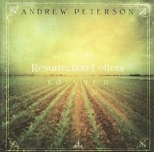"""Andrew Peterson """"The Resurrection Letters Volume II"""" Sealed MINT!!"""