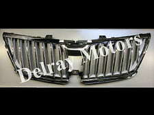 CHROME FRONT GRILLE 2009-2012 LINCOLN MKS OEM. BRAND NEW!