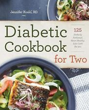 The Diabetic Cookbook for Two (2015, Paperback)