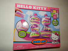 Hello Kitty Sand Art Fun Creative Craft Learning Make It Kit For Ages 4 And Up