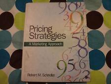 Pricing Strategies - A Marketing Approach - Robert M. Schindler 9781412964746