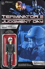 "Terminator 2 T-1000 Frozen Patrolman ReAction 3 3/4"" Figure"