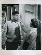 "Patty Duke Eddie Applegate The Patty Duke Show Original 7x9"" Photo #Z668"
